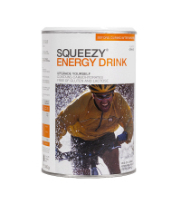 SQUEEZY Напиток изотонический ENERGYDRINKапельсин,2000г