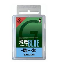 GALLIUM Низкофторовый парафин AXS, синий