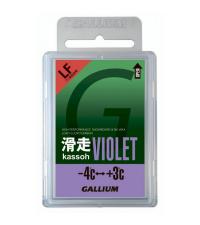 GALLIUM Низкофторовый парафин AXS, фиолетовый