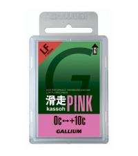 GALLIUM Низкофторовый парафин AXS, розовый