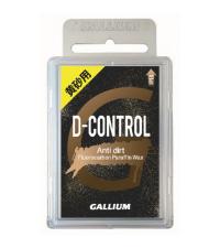 GALLIUM Высокофторовый парафин для грязного снега D-CONTROL
