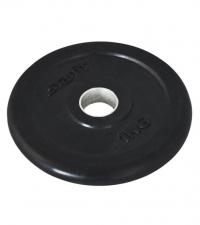 STARFIT Диск обрезиненный BB-202 1 кг