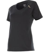 2XU Женская футболка для бега  серия GHST с золотым логотипом