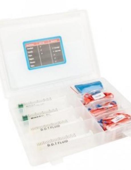 ELVEDES Набор для заправки гидролинии маслом Артикул: 2012095