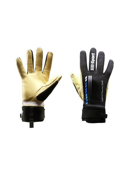 LILLSPORT Гоночные перчатки LEGEND THERMO GOLD Артикул: 0108