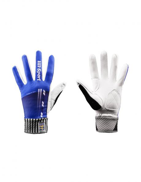 LILLSPORT Гоночные перчатки LEGEND SLIM Артикул: 0404