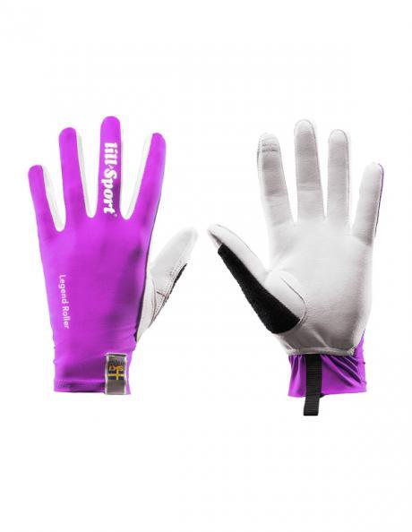 LILLSPORT Перчатки для лыжероллеров LEGEND ROLLER Артикул: 0408