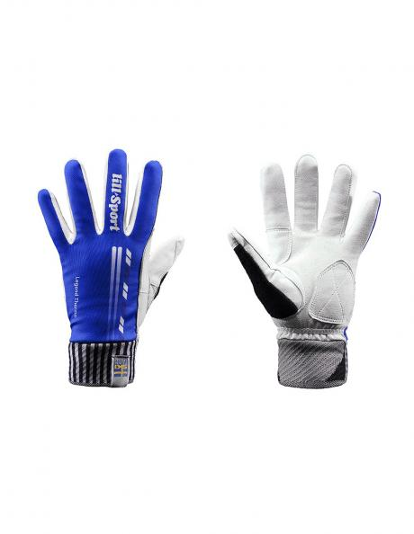 LILLSPORT Гоночные перчатки LEGEND THERMO SLIM Артикул: 0409