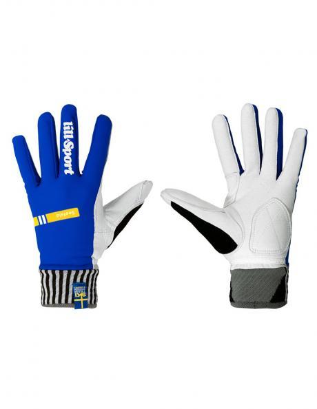 LILLSPORT Гоночные перчатки SEEFELD Артикул: 0414