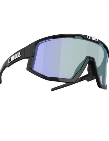 BLIZ Спортивные очки FUSION NANO OPTICS PHOTOCHROMIC Matt Black Артикул: 52105-13P