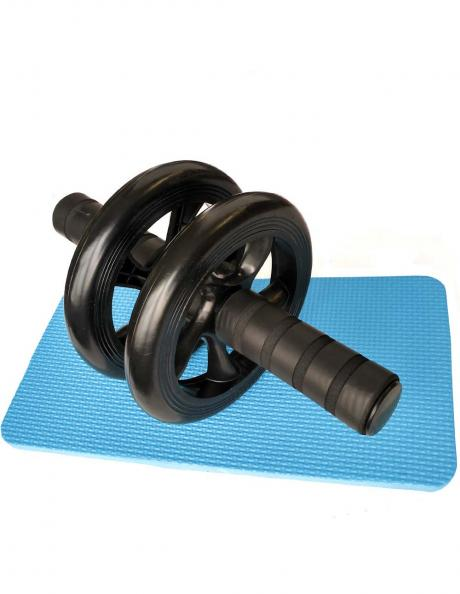 SPORTEX Ролик для пресса двойной BLACK Артикул: 10014517