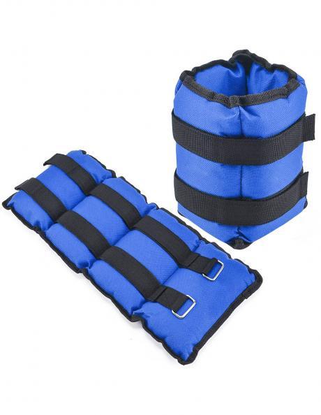 SPORTEX Утяжелители BLUE 2 х 2 кг Артикул: 10018887