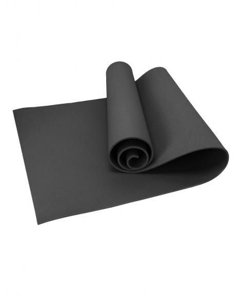 SPORTEX Мат для йоги EVA BLACK 5 мм Артикул: 10018944