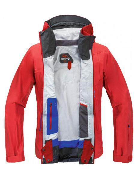 RED FOX Куртка горнолыжная мужская FLUX Артикул: 1051588