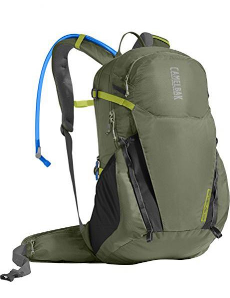 CAMELBAK Рюкзак с питьевой системой Rim Runner Lichen Green/Dark Citron Артикул: 1105301000