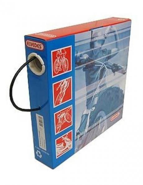 ELVEDES Оплетка троса тормоза 5 мм Артикул: 1125TEF-1-BOX