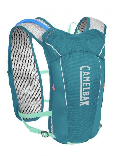 CAMELBAK Рюкзак-жилет с питьевой системой Circuit Vest Teal/Ice Green Артикул: 1138403000