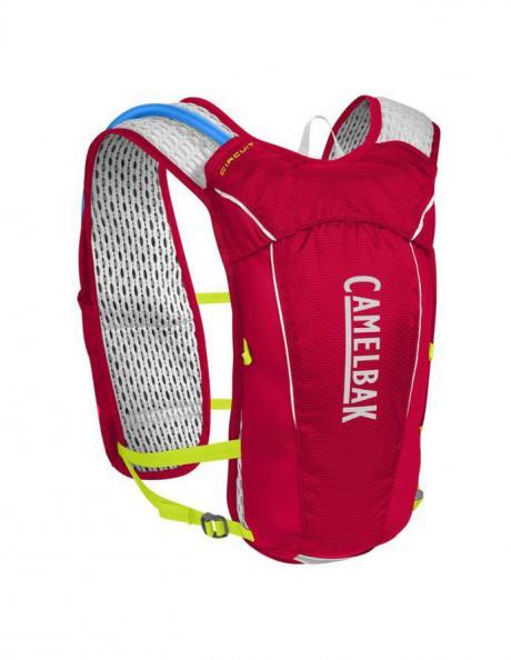 CAMELBAK Рюкзак-жилет с питьевой системой Circuit Vest Crimson Red/Lime Punch Артикул: 1138601000