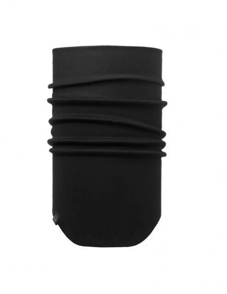 BUFF Бандана WINDPROOF NECKWARMER Solid Black Артикул: 118189.999.10.00