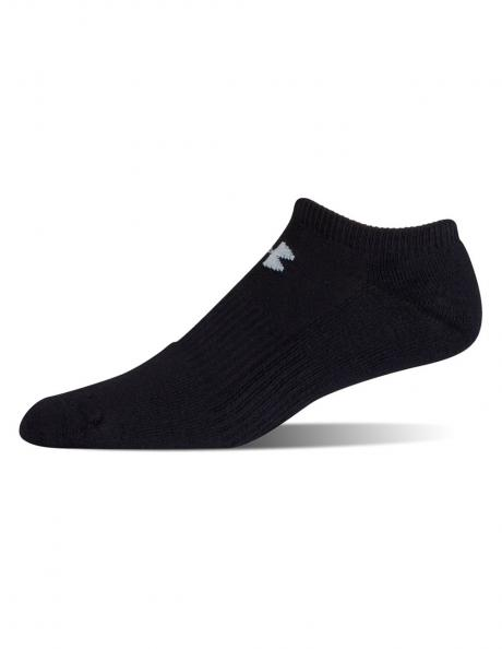 UNDER ARMOUR Носки CHARGED COTTON 2.0 NOSHOW Артикул: 1312481