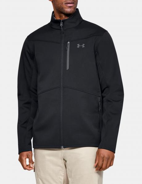 UNDER ARMOUR Куртка мужская SOFTSHELL COLDGEAR® INFRARED SHIELD Артикул: 1321438