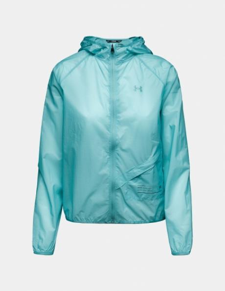 UNDER ARMOUR Куртка женская QUALIFIER STORM PACKABLE Артикул: 1326558