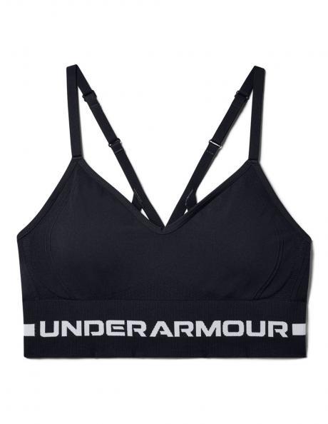 UNDER ARMOUR Спортивный топ SEAMLESS LOW LONG Артикул: 1357719