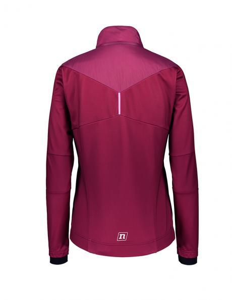 NONAME Куртка женская HYBRID JACKET 19 WOS Purple Артикул: 141218-3