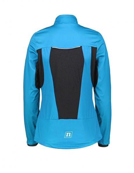 NONAME Куртка разминочная PRO SOFTSHELL JKT 20 WO LIGHTBLUE Артикул: 151218-1