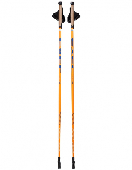 EXEL Палки для ходьбы NORDIC PRO ALIS ORANGE/BLUE Артикул: NWR15001
