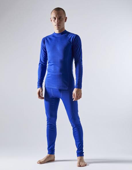 CRAFT Комплект мужской: футболка + кальсоны CORE WARM Артикул: 1909709