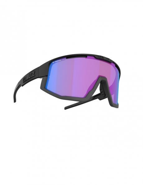 BLIZ Спортивные очки FUSION NORDIC LIGHT Matt Black Артикул: 52005-14N