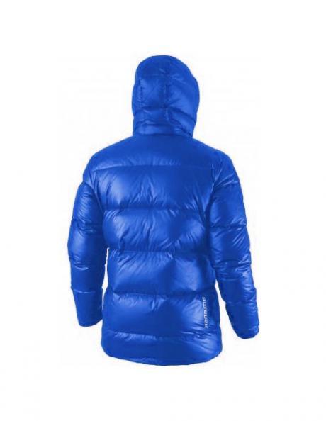 NONAME Куртка HEAVY PUFFY DOWN JACKET UNISEX синяя Артикул: 2000144