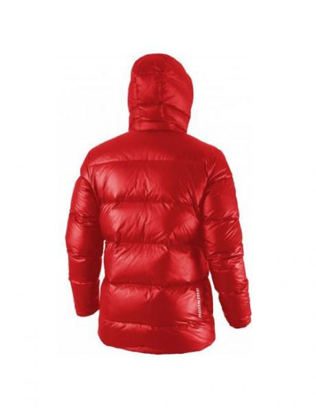 NONAME Куртка HEAVY PUFFY DOWN JACKET UNISEX красная Артикул: 2000145