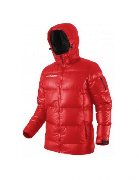 NONAME Куртка HEAVY PUFFY DOWN JACKET UNISEX Red Артикул: 2000145
