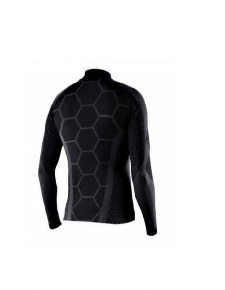 NONAME Футболка с длинным рукавом ULTIMATE UNDERWEAR SHIRT UNISEX Black Артикул: 2000168