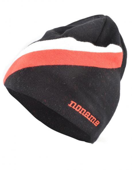 NONAME Шапка STRIPE HAT черная Артикул: 2000175