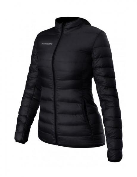 NONAME Куртка женская LIGHT PUFFY DOWN 15 WOS пуховик, черный Артикул: 2000775