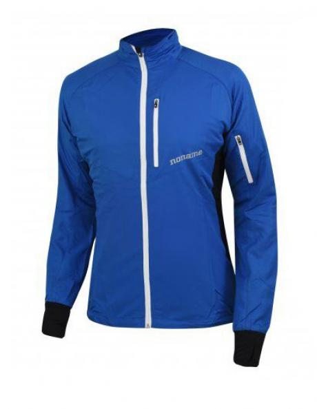 NONAME Куртка ROBIGO RUNNING 17 UNISEX разминочная, синий Артикул: 2000777