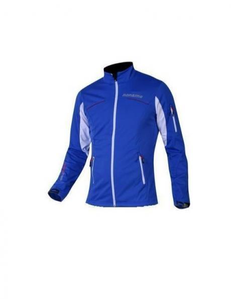 NONAME Куртка детская FLOW IN MOTION JACKET 15 UNISEX JR Blue Артикул: 680142J