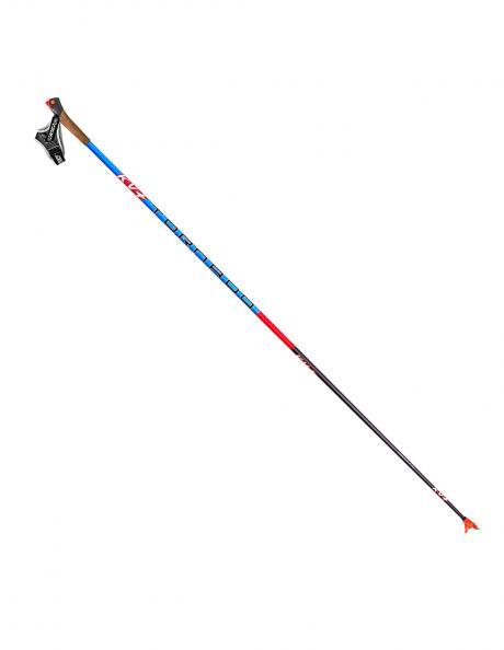 KV+ Лыжные палки TORNADO BLUE Артикул: 20P004Q