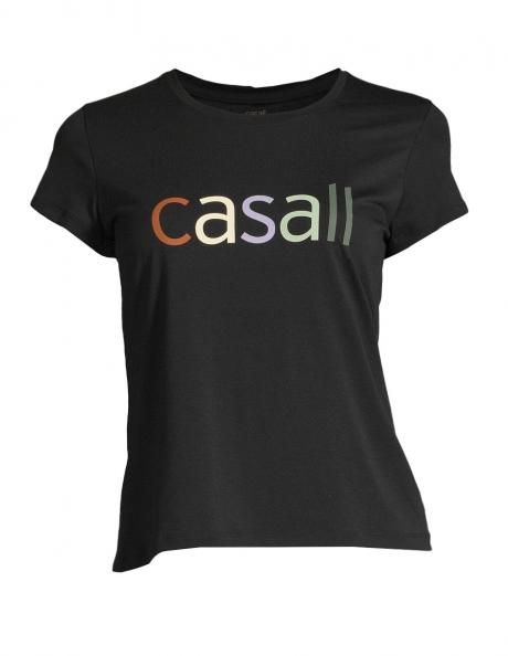 CASALL Футболка женская BLOCK LOGO Артикул: 21225