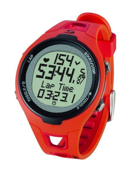 SIGMA Спортивные часы PC-15.11 RED Артикул: SIG21515