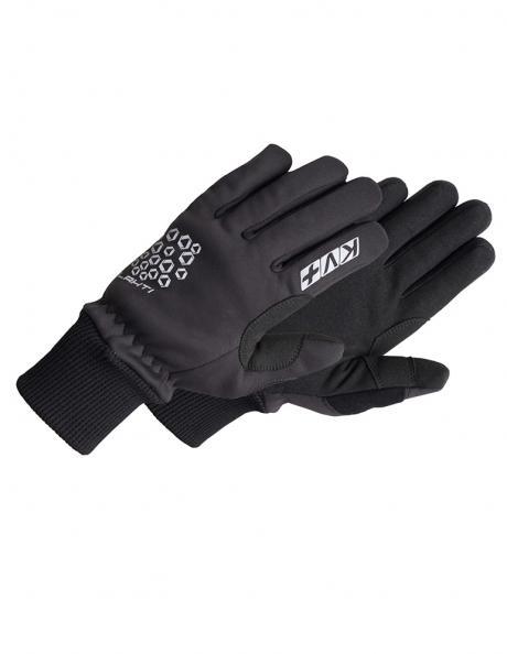 KV+ Лыжные перчатки XC LAHTI Black Артикул: 21G10.1