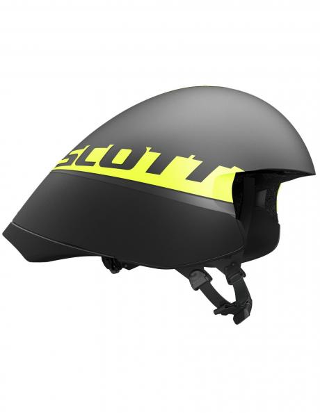 SCOTT Шлем SPLIT BLACK / YELLOW RC Артикул: 227638-4330