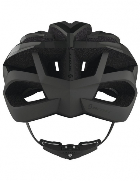SCOTT Шлем ARX BLACK MATT Артикул: 234566-BM