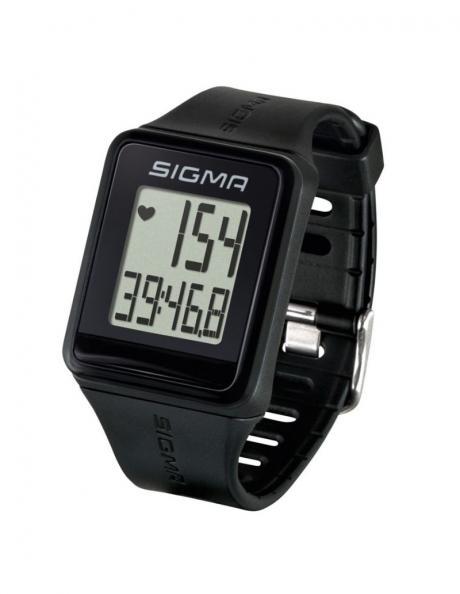SIGMA Спортивные часы ID.GO BLACK Артикул: SIG24500