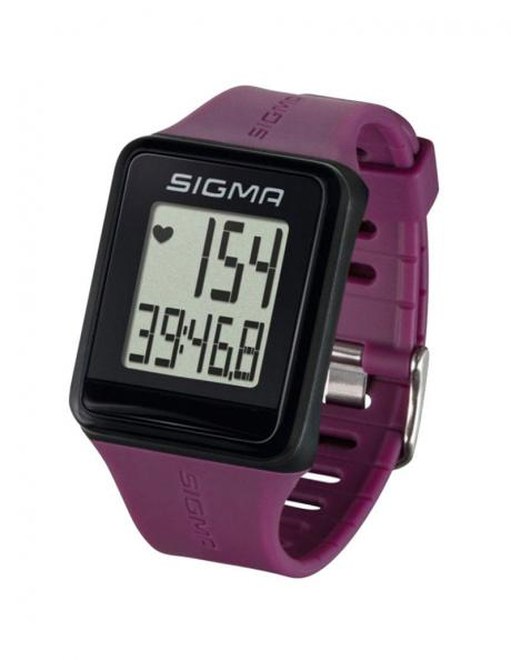 SIGMA Спортивные часы ID.GO PLUM Артикул: SIG24510