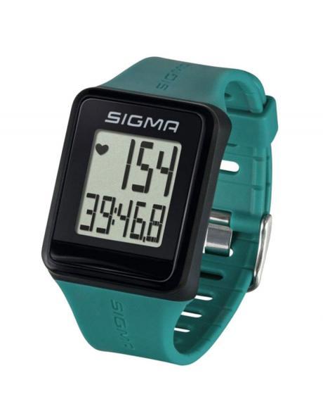 SIGMA Спортивные часы ID.GO PINE GREEN Артикул: SIG24520