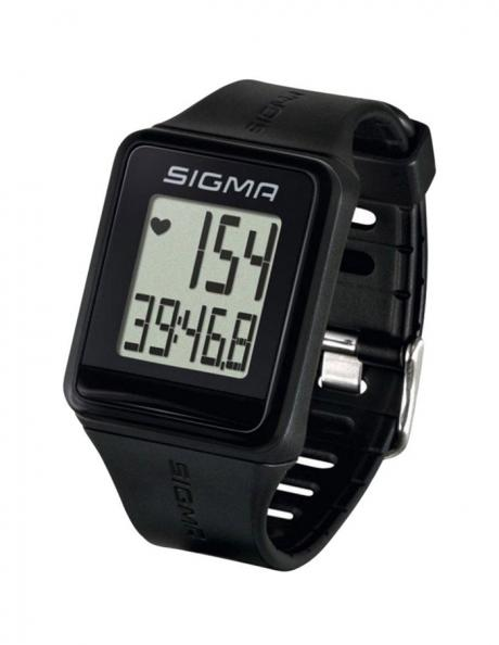 SIGMA Спортивные часы ID.LIFE BLACK Артикул: SIG24600
